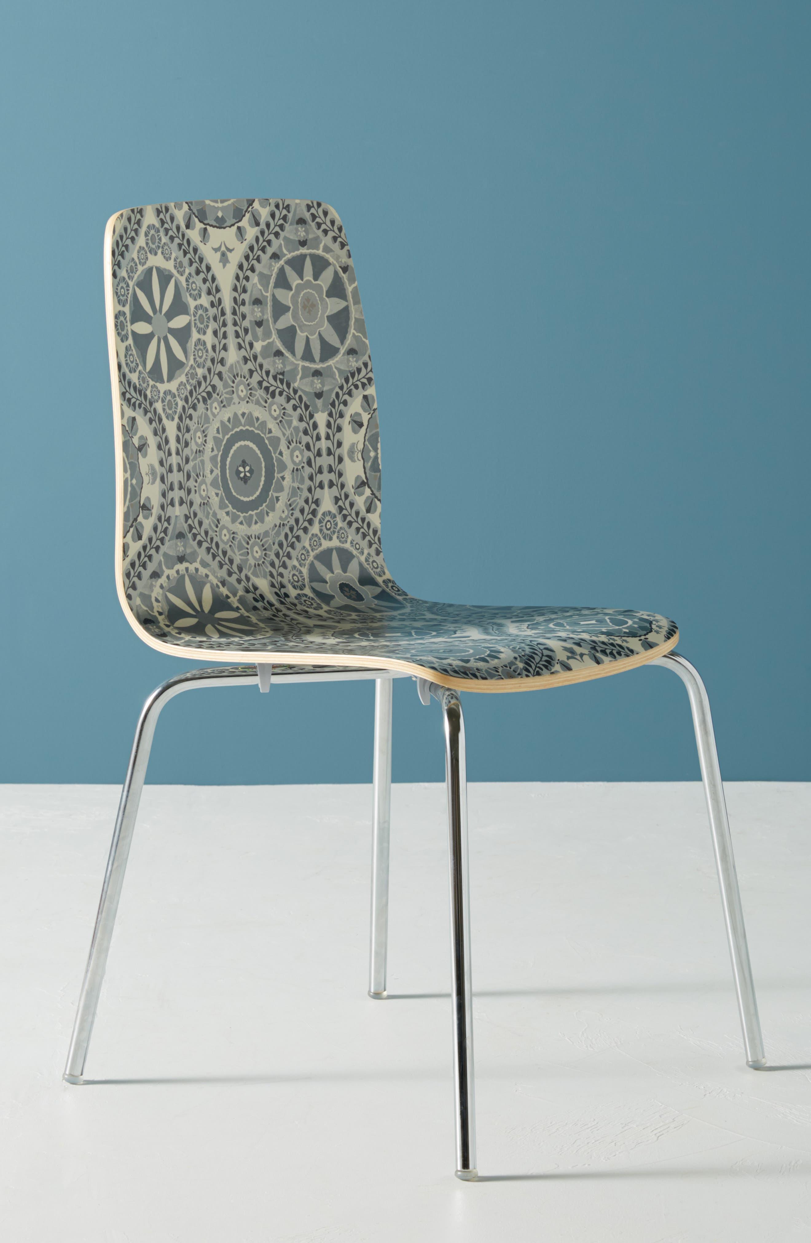 Anthropologie Bent Ply Warm Merida Chair Size One Size  Grey