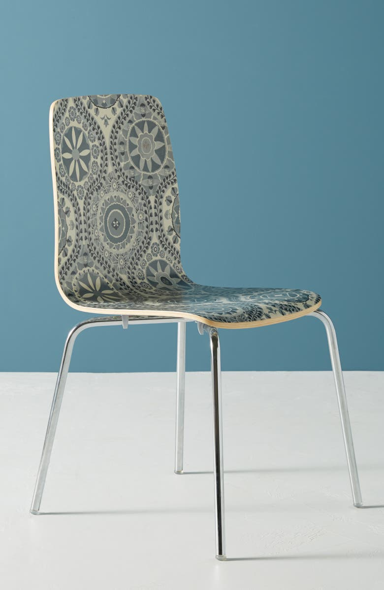 ANTHROPOLOGIE Bent Ply Warm Merida Chair, Main, color, 020