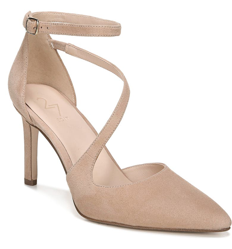 Ankle Strap Pump for small feet