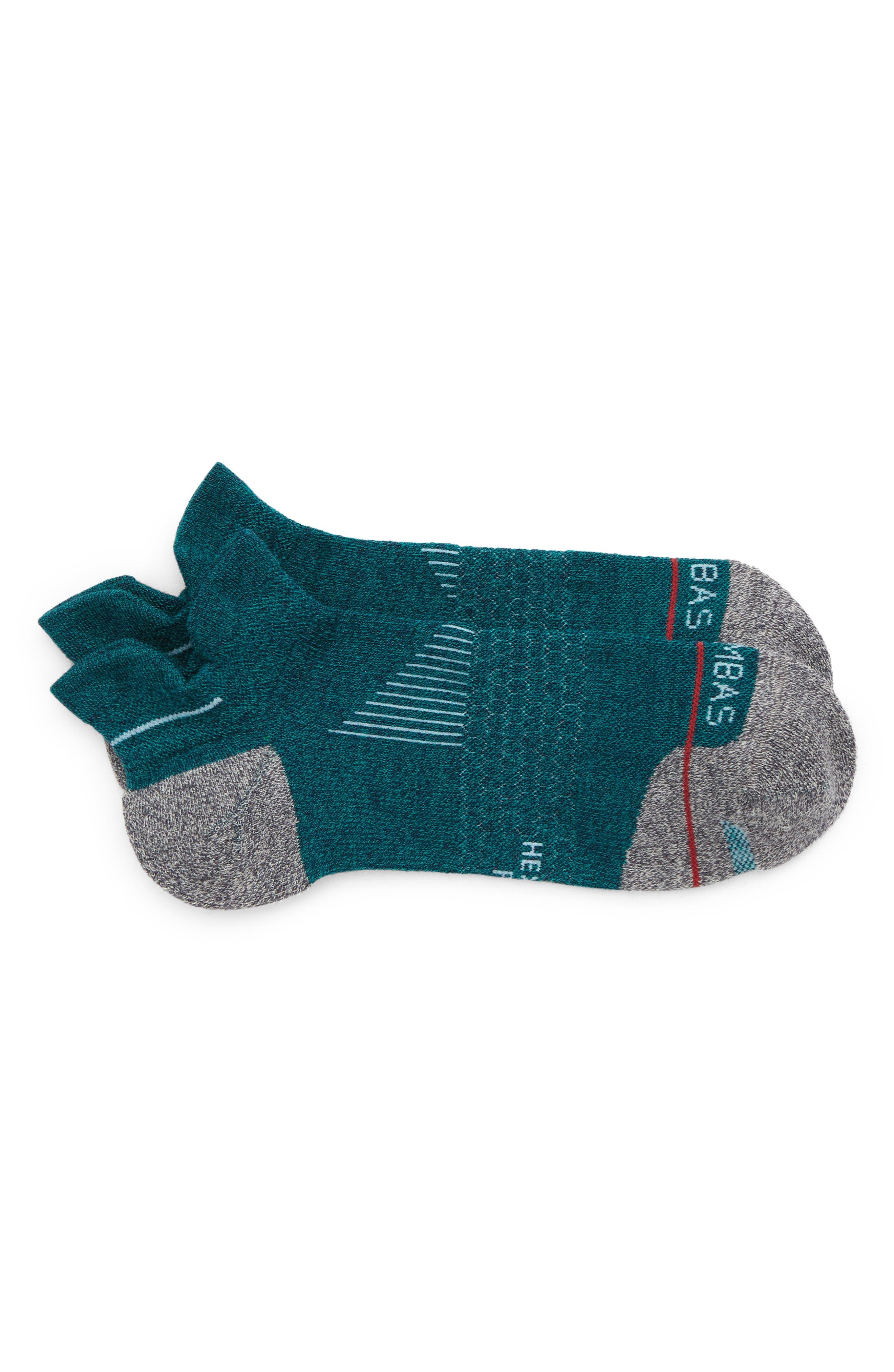 Performance Running Merino Wool Blend Ankle Socks