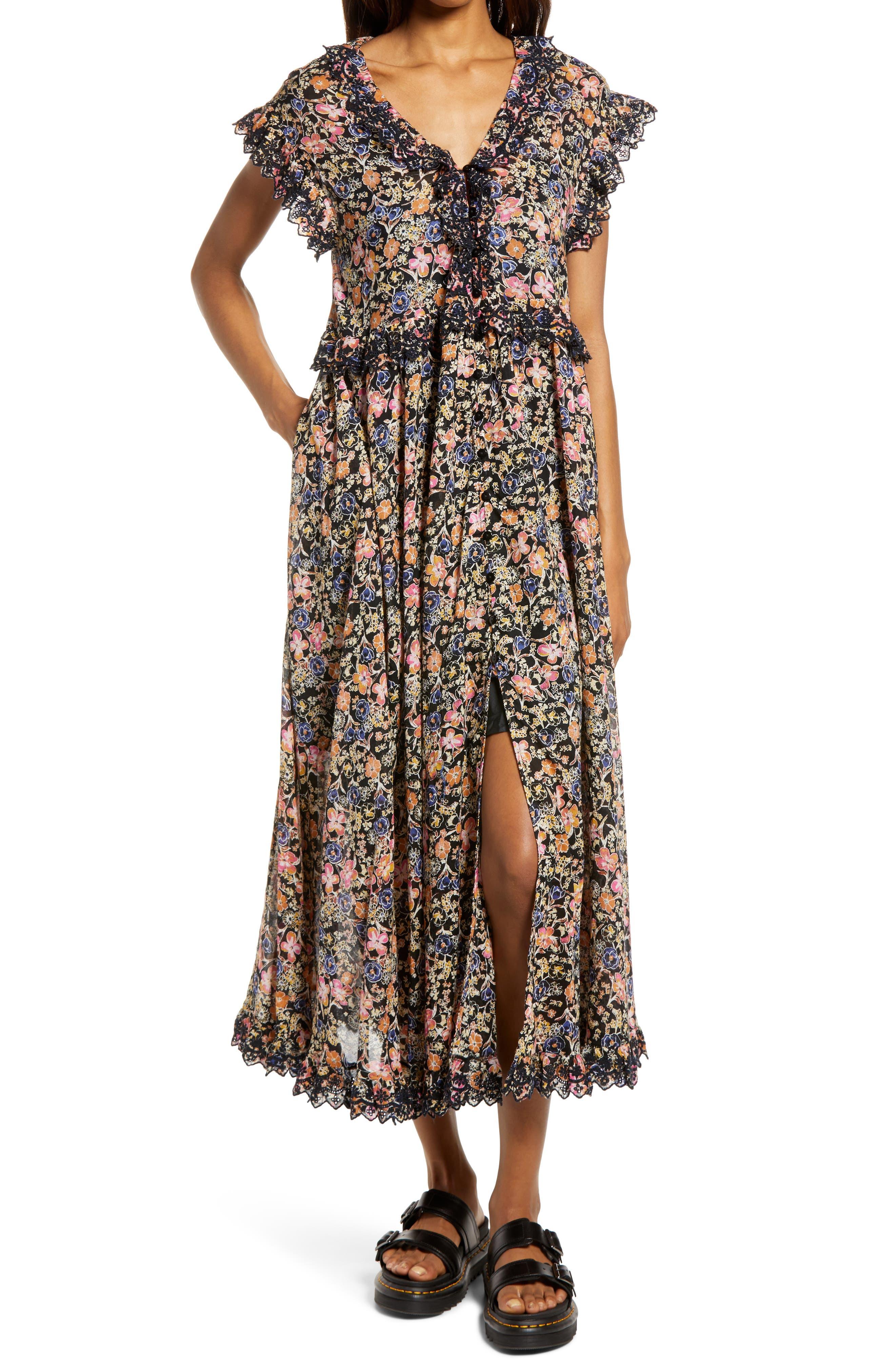 Milania Maxi Dress