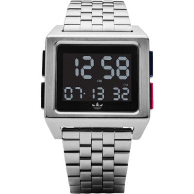 Adidas Archive Digital Bracelet Watch,