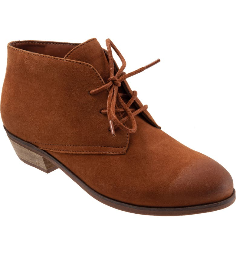 SOFTWALK<SUP>®</SUP> Ramsey Chukka Boot, Main, color, BROWN CARAMEL LEATHER