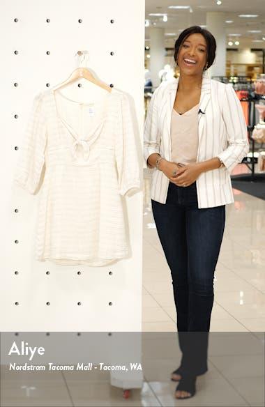 Savannah Cover-Up Minidress, sales video thumbnail