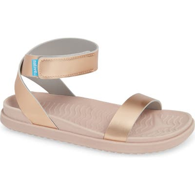 Native Shoes Juliet Vegan Sandal, Pink