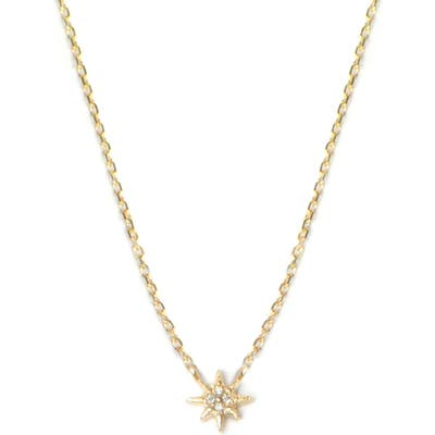 Anzie North Star Diamond Pendant