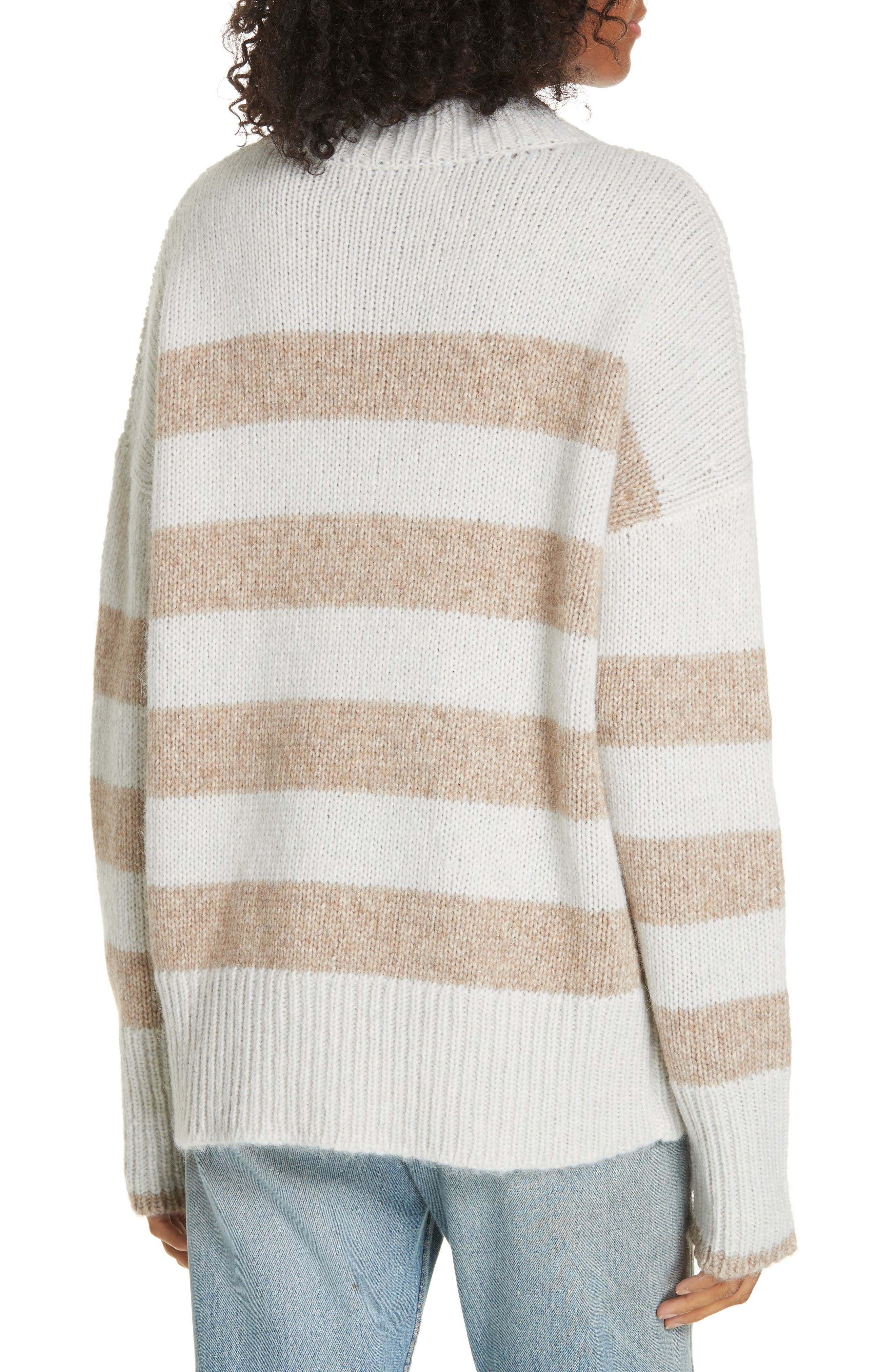 ,                             Soft Bold Marin Sweater,                             Alternate thumbnail 2, color,                             CREAM/ BEIGE