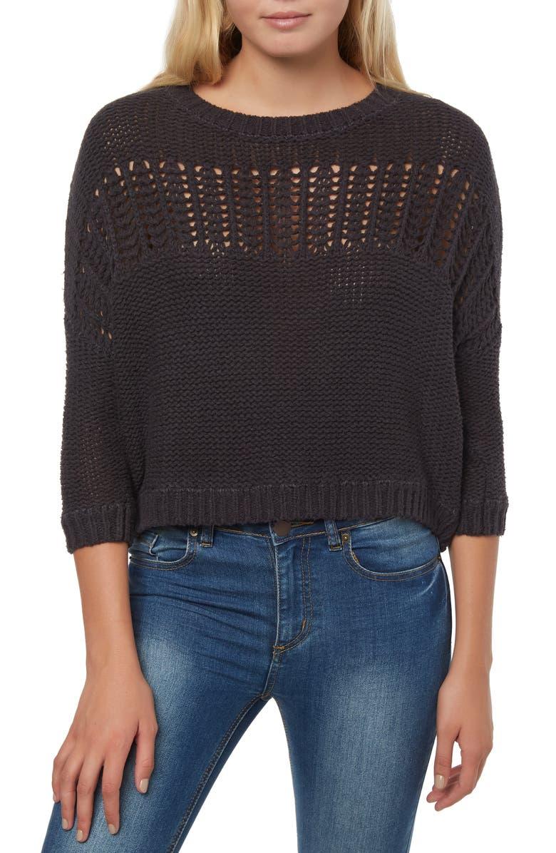 O'NEILL Waverly Sweater, Main, color, 020