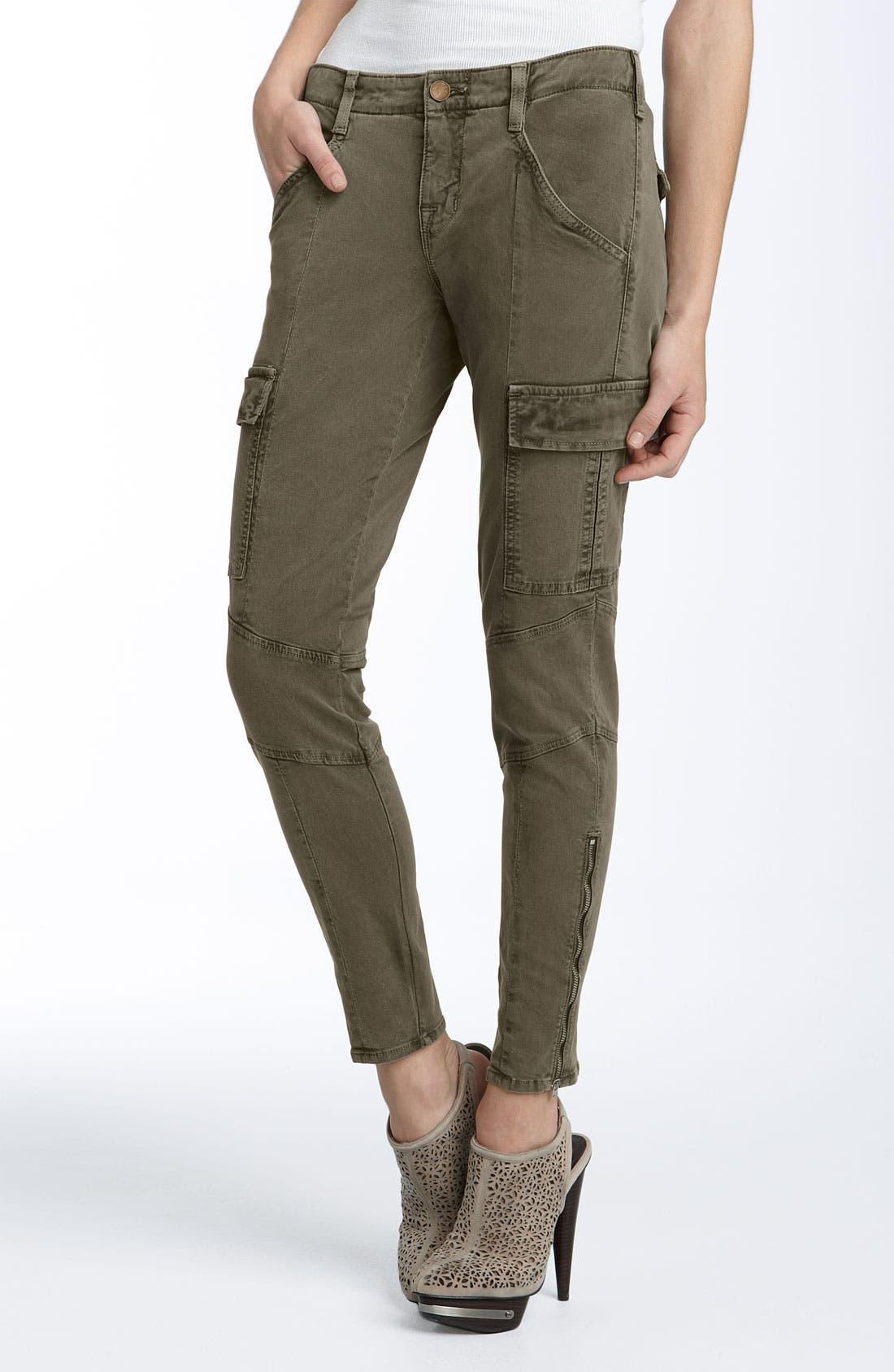 ,                             'Houlihan' Skinny Stretch Cotton Cargo Pants,                             Main thumbnail 8, color,                             309