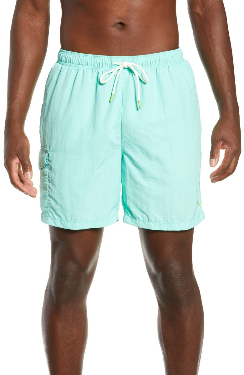 TOMMY BAHAMA Naples Coast Swim Trunks, Main, color, 302