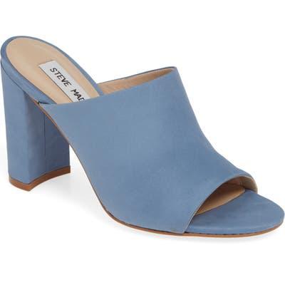 Steve Madden Esmeralda Slide Sandal- Blue
