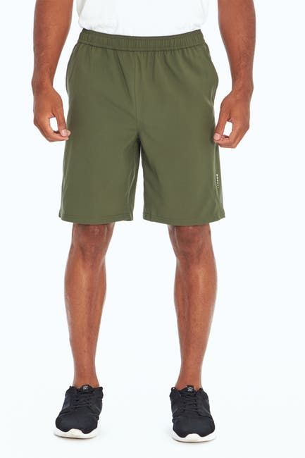 Image of The Balance Collection Glacier Woven Workout Shorts