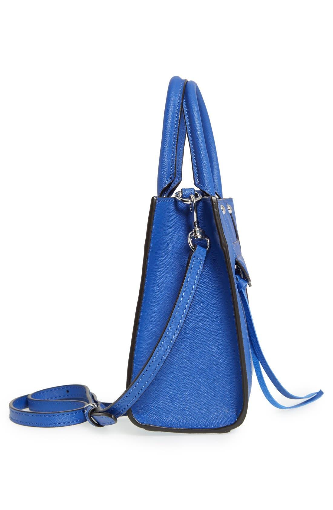 ,                             'Mini MAB Tote' Crossbody Bag,                             Alternate thumbnail 60, color,                             401