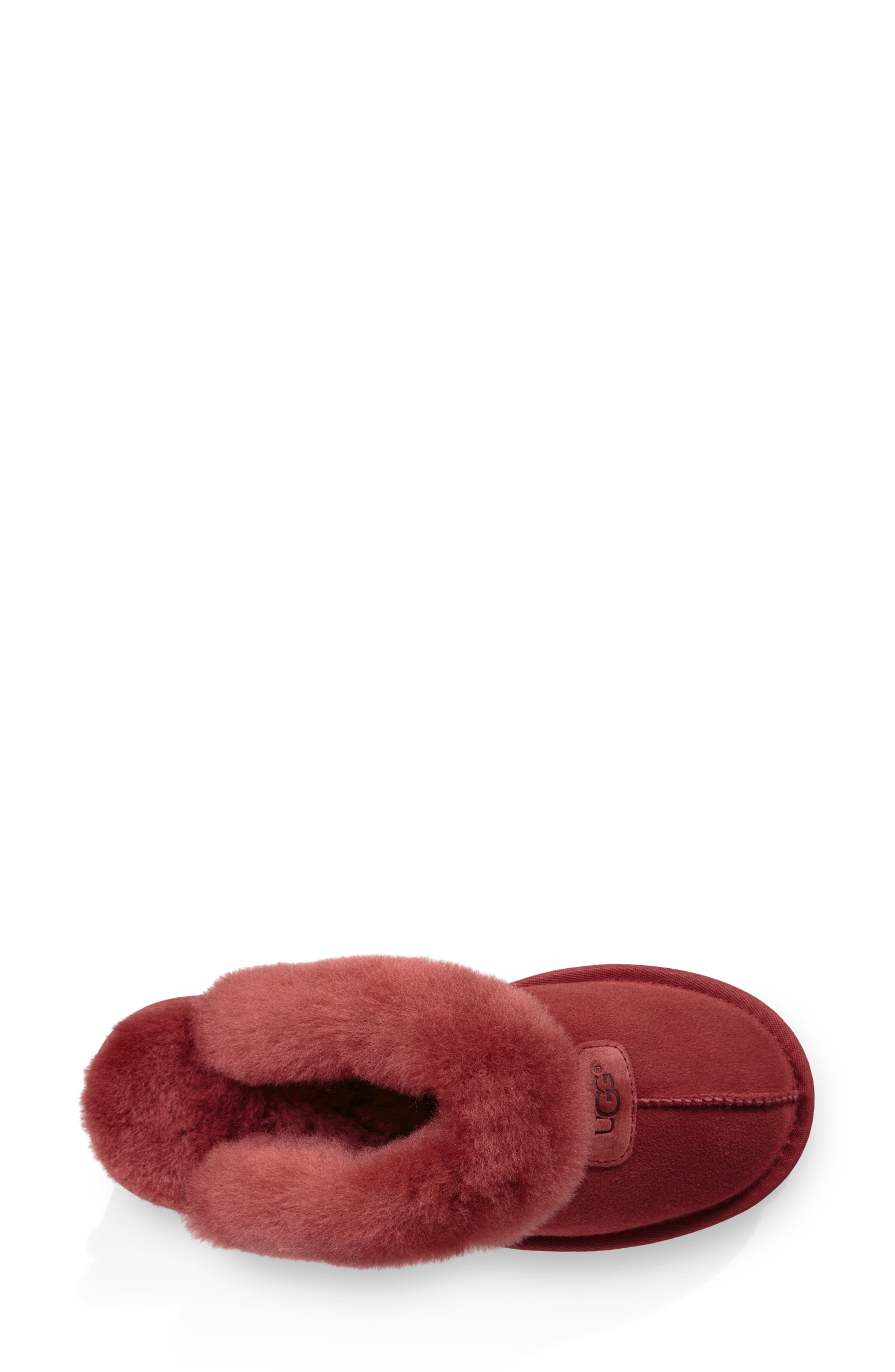 ,                             Genuine Shearling Slipper,                             Alternate thumbnail 76, color,                             612