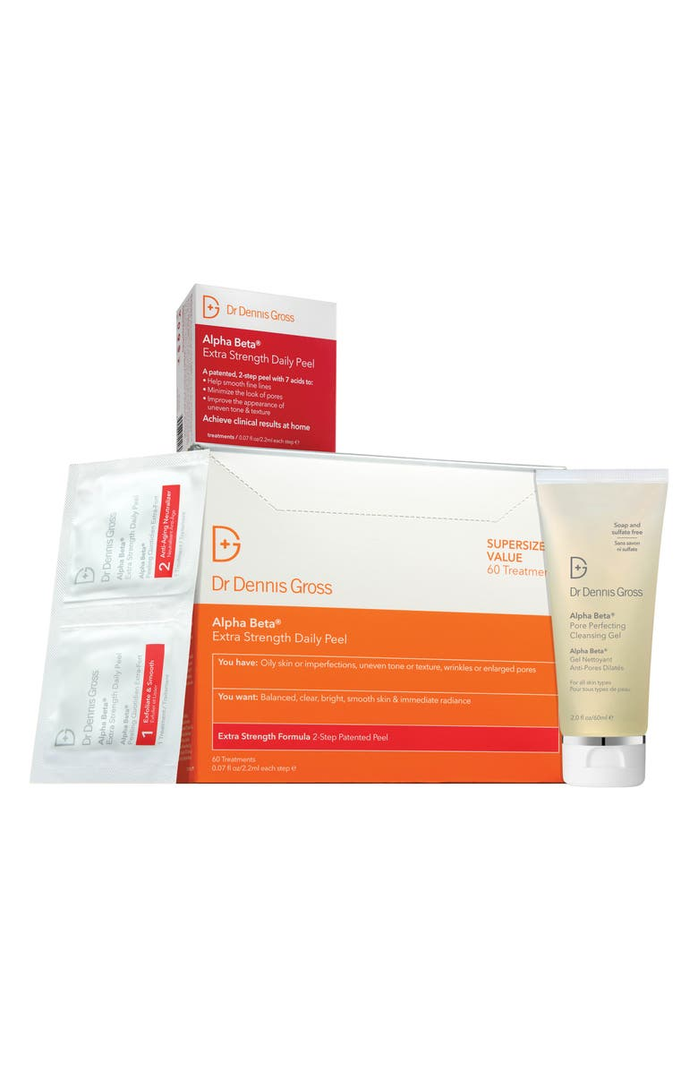 DR. DENNIS GROSS Skincare The Alpha Beta<sup>®</sup> Effect Set, Main, color, NO COLOR