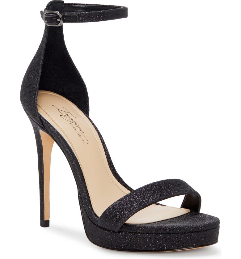 IMAGINE BY VINCE CAMUTO Preslyn Ankle Strap Sandal, Main, color, 002