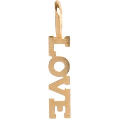 Zoe Chicco Tiny Love Charm