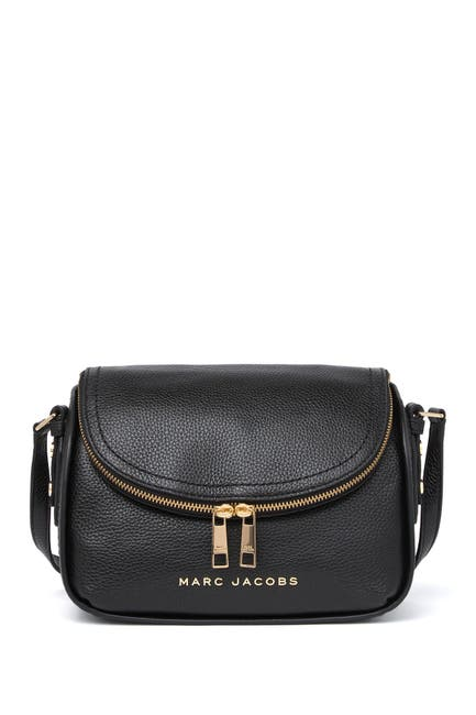 Image of Marc Jacobs The Groove Leather Mini Messenger Bag