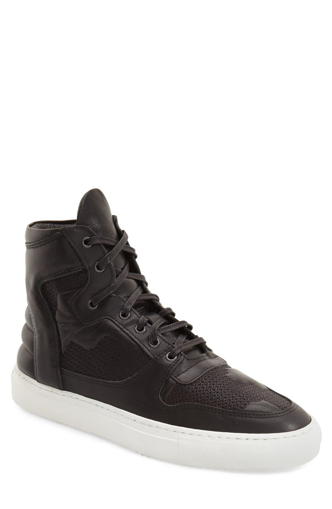 filling pieces high top transformed