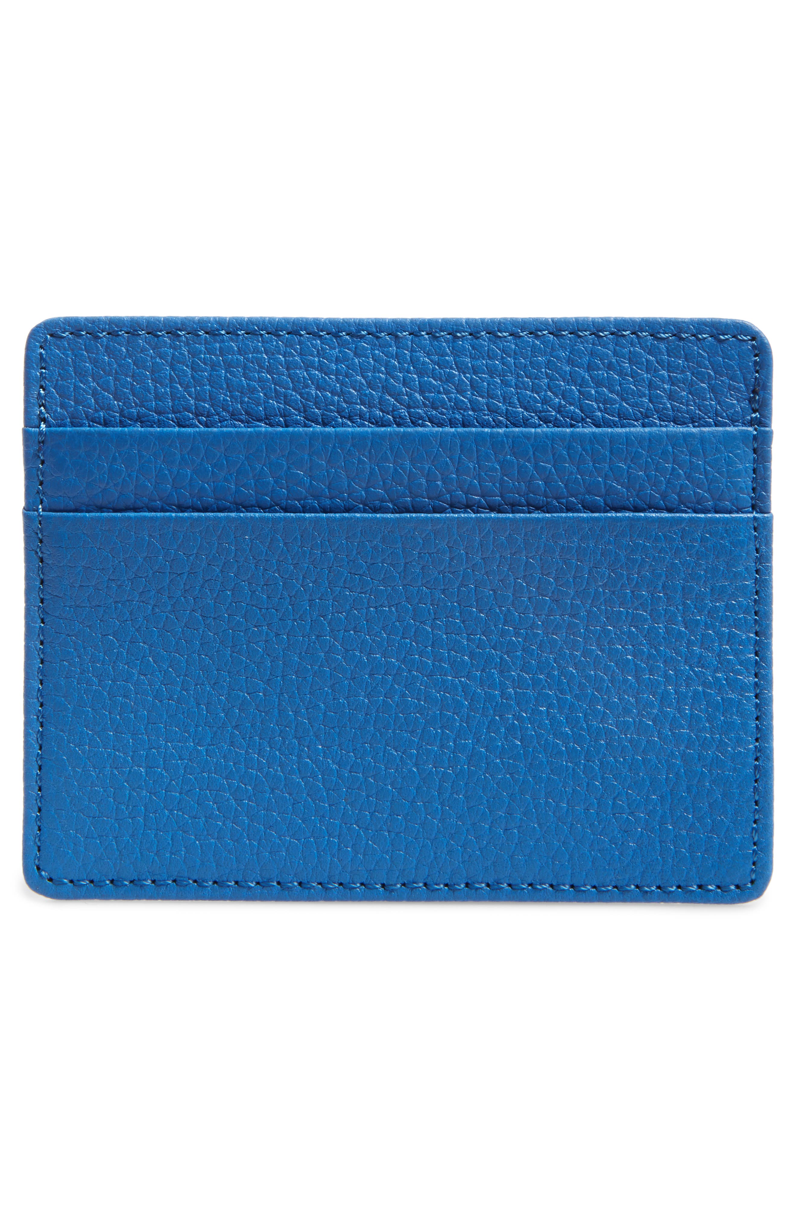 ,                             Jamie Leather Card Case,                             Alternate thumbnail 32, color,                             420