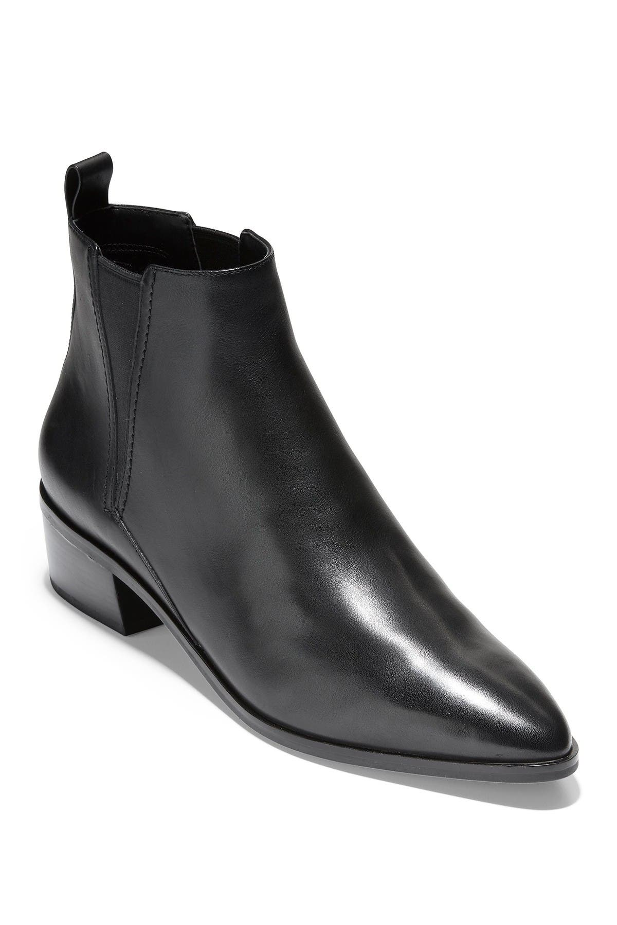 Image of Cole Haan Marinne Pointed Toe Chelsea Bootie