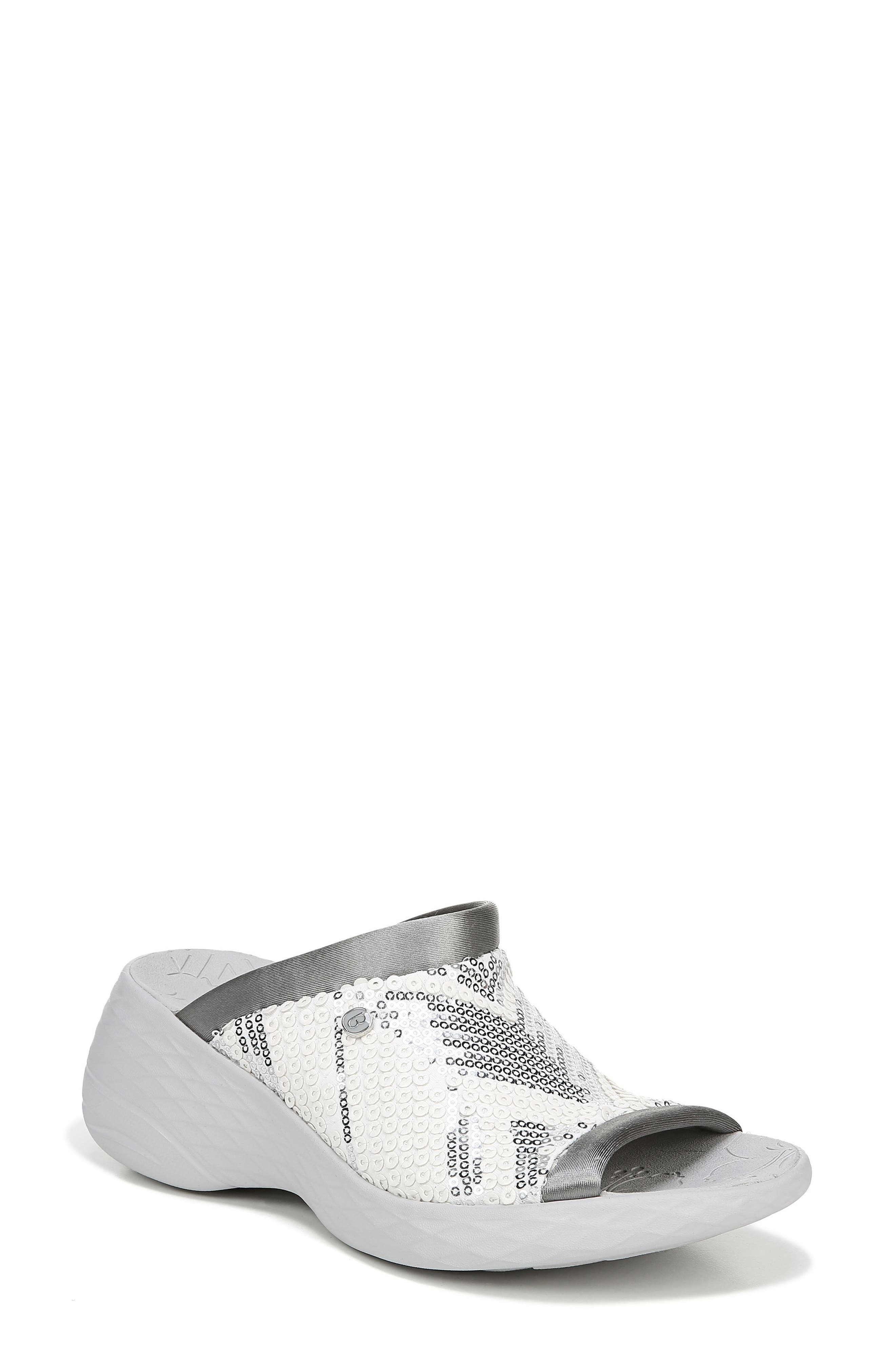 Bzees Jubilee Sandal- White