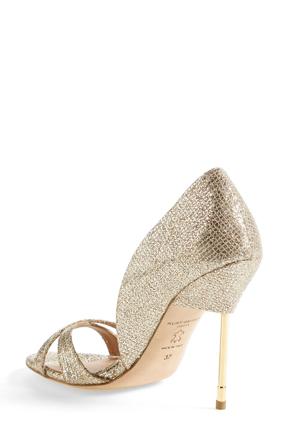 ,                             'Beverley' Glitter Pump,                             Alternate thumbnail 2, color,                             220