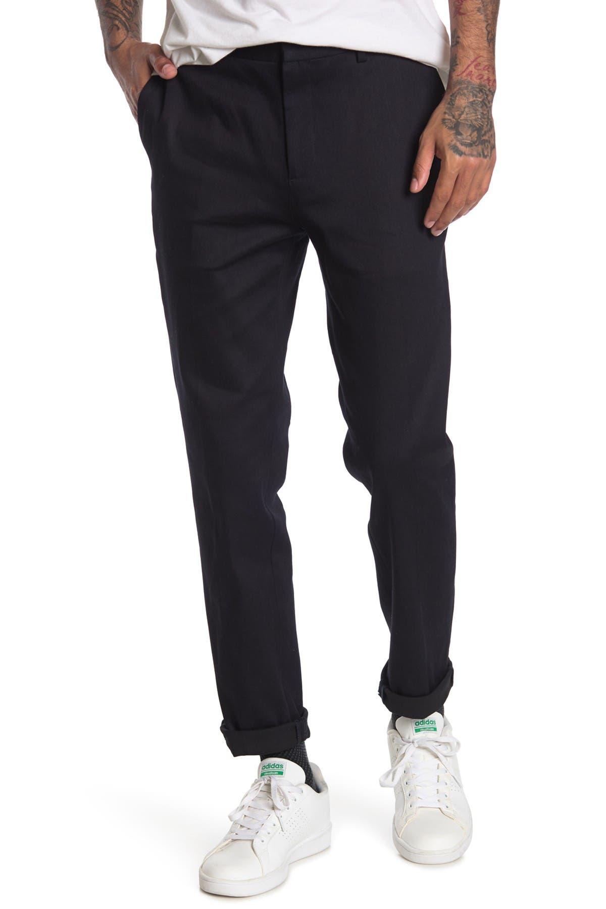 Image of Scotch & Soda Blauw Stretch Denim Jeans