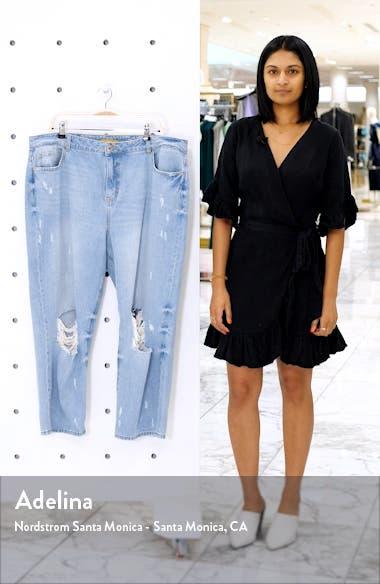 R29 x ELOQUII Mom Jeans, sales video thumbnail