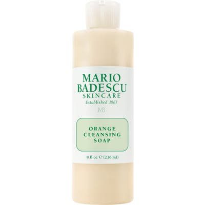 Mario Badescu Orange Cleansing Soap, oz