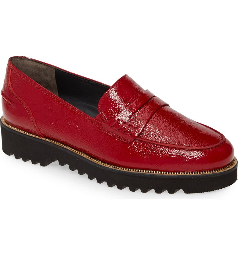 PAUL GREEN Camm Loafer, Main, color, 616