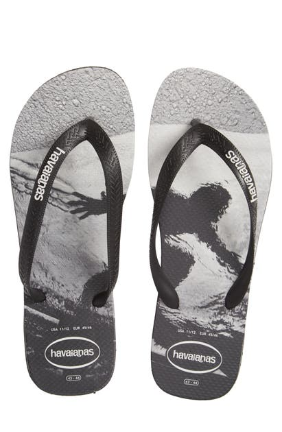 Havaianas Slippers TOP PHOTO PRINT FLIP FLOP