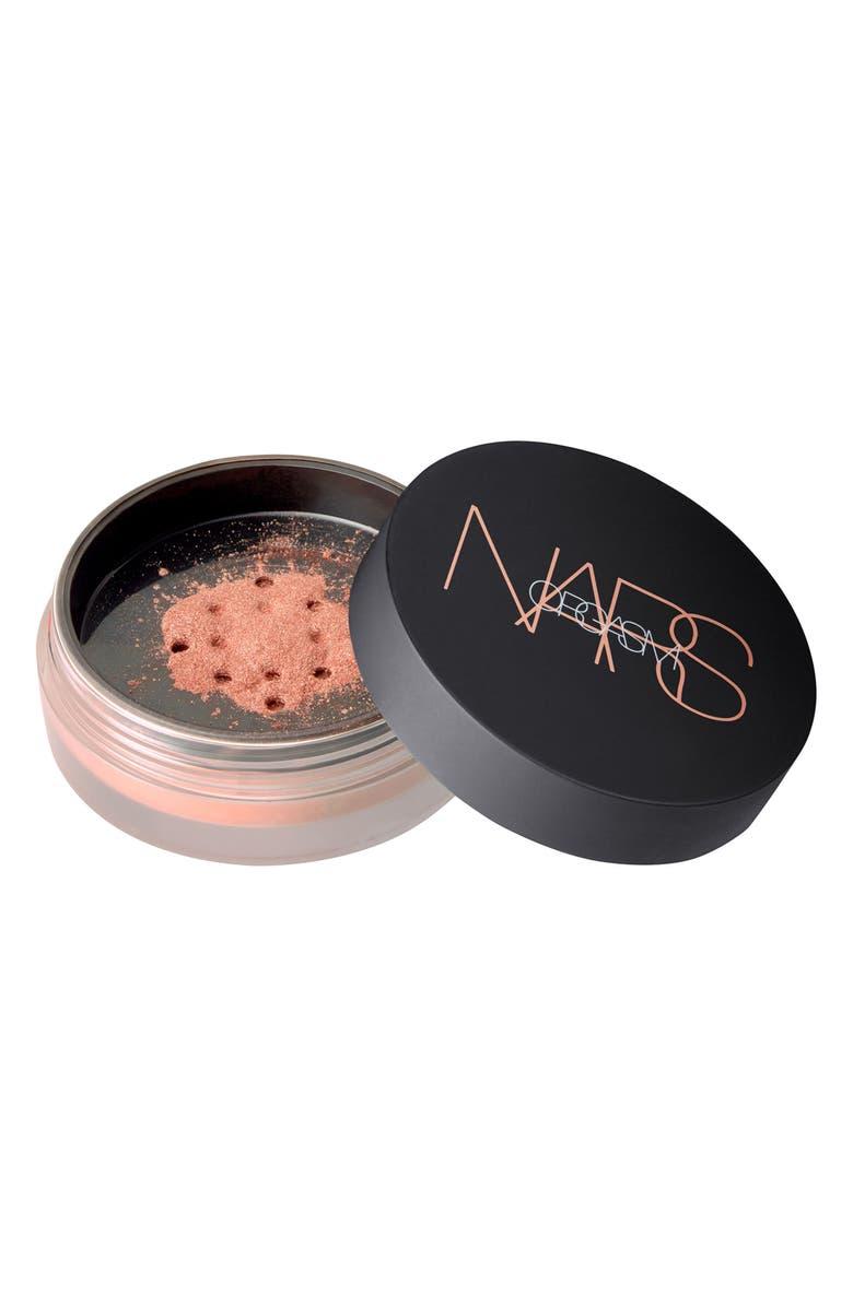 NARS Orgasm Illuminating Loose Powder, Main, color, ORGASM