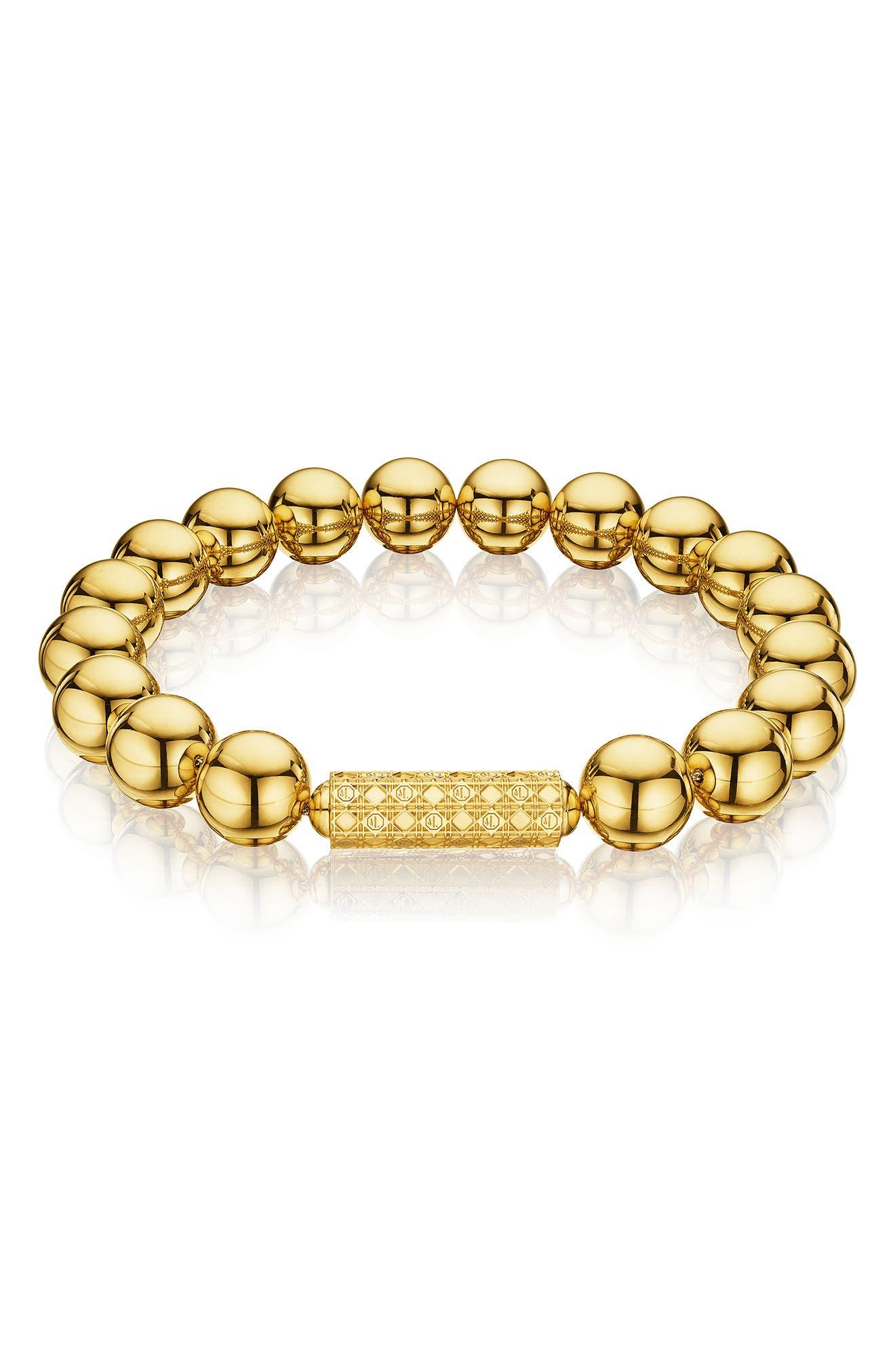 Maxi Beaded Necklace