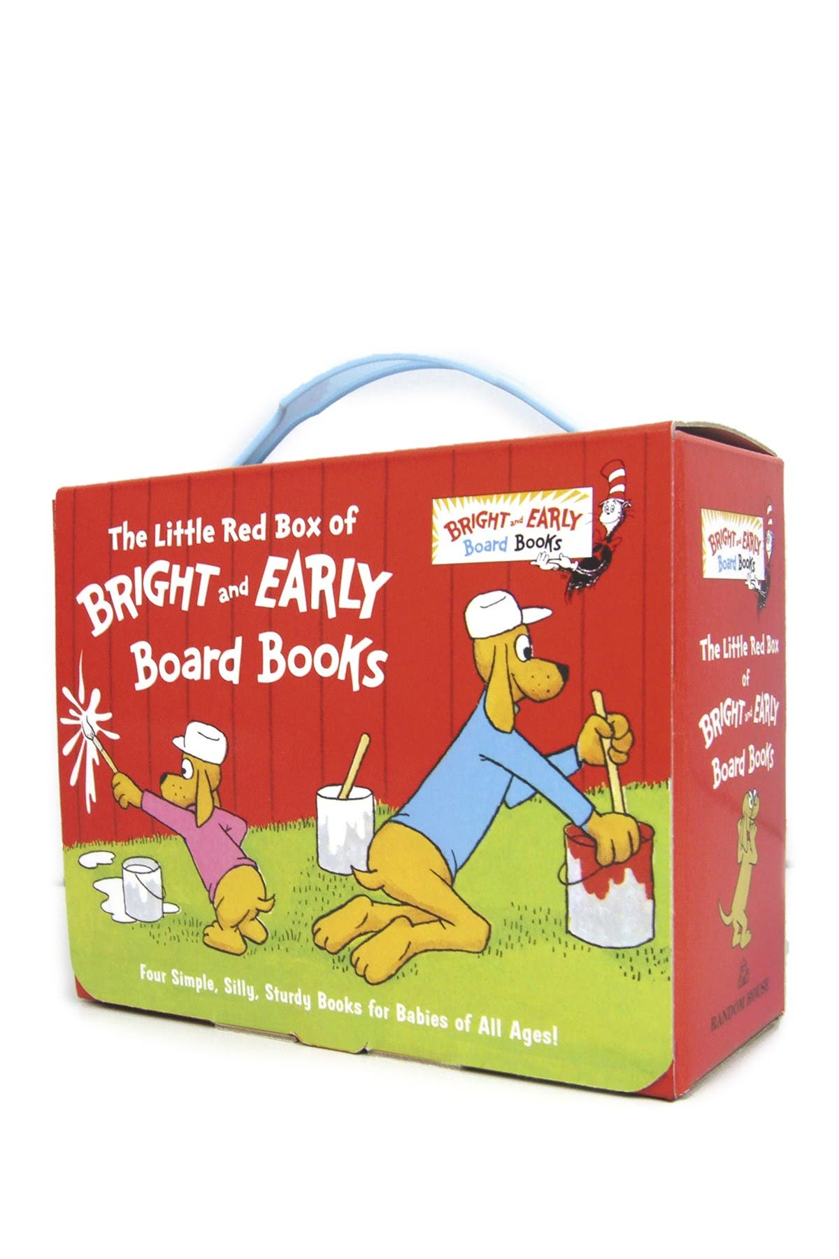 Image of Penguin Random House The Little Red Box of Bright and Early Board Books