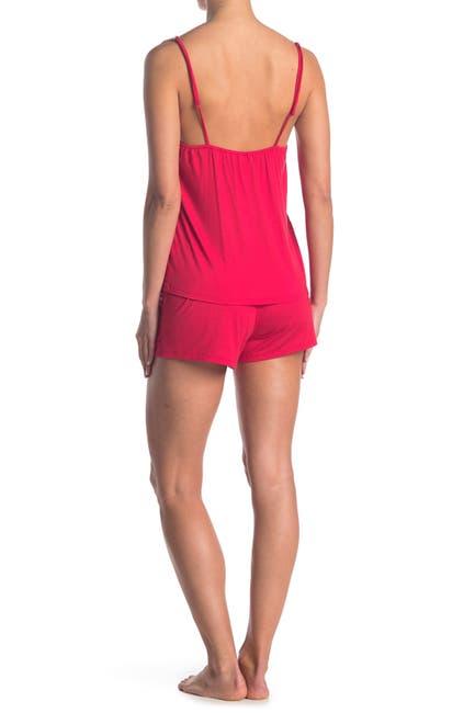 Image of COZY ROZY Elodie Top & Short Pajama Set
