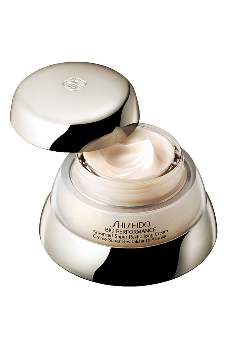 SHISEIDO Bio-Performance Advance Super Revitalizing Moisturizer Cream, Main, color, NO COLOR