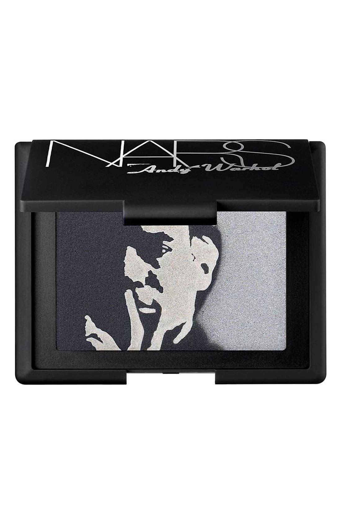 'Andy Warhol' Self Portrait Eyeshadow Palette, Main, color, 040