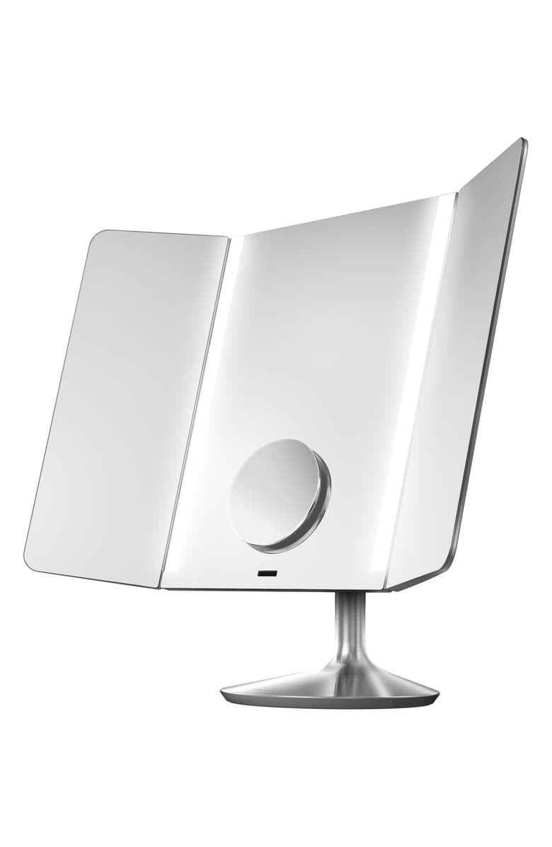 SIMPLEHUMAN Sensor Mirror Pro Wide View, Main, color, NO COLOR