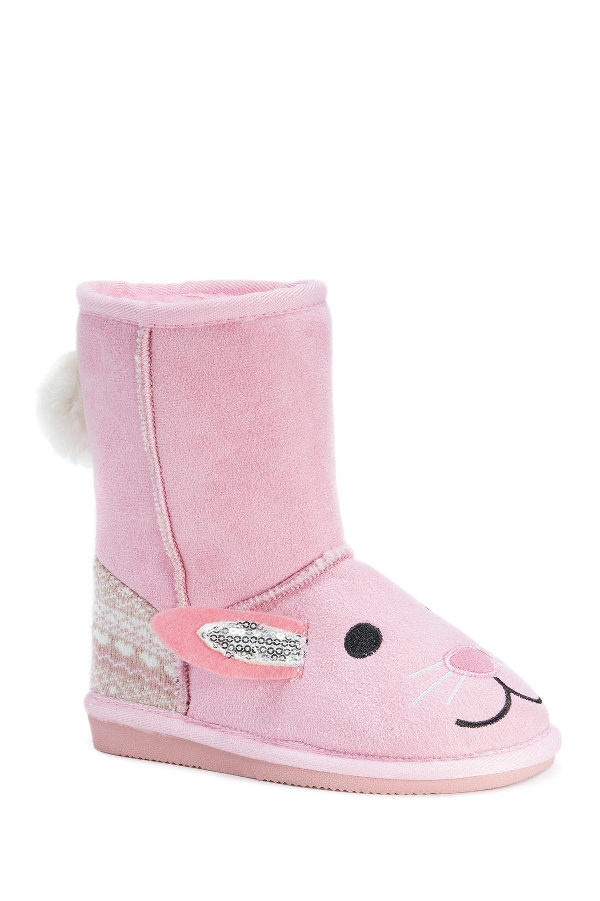 Image of MUK LUKS Faux Fur Lined Boot