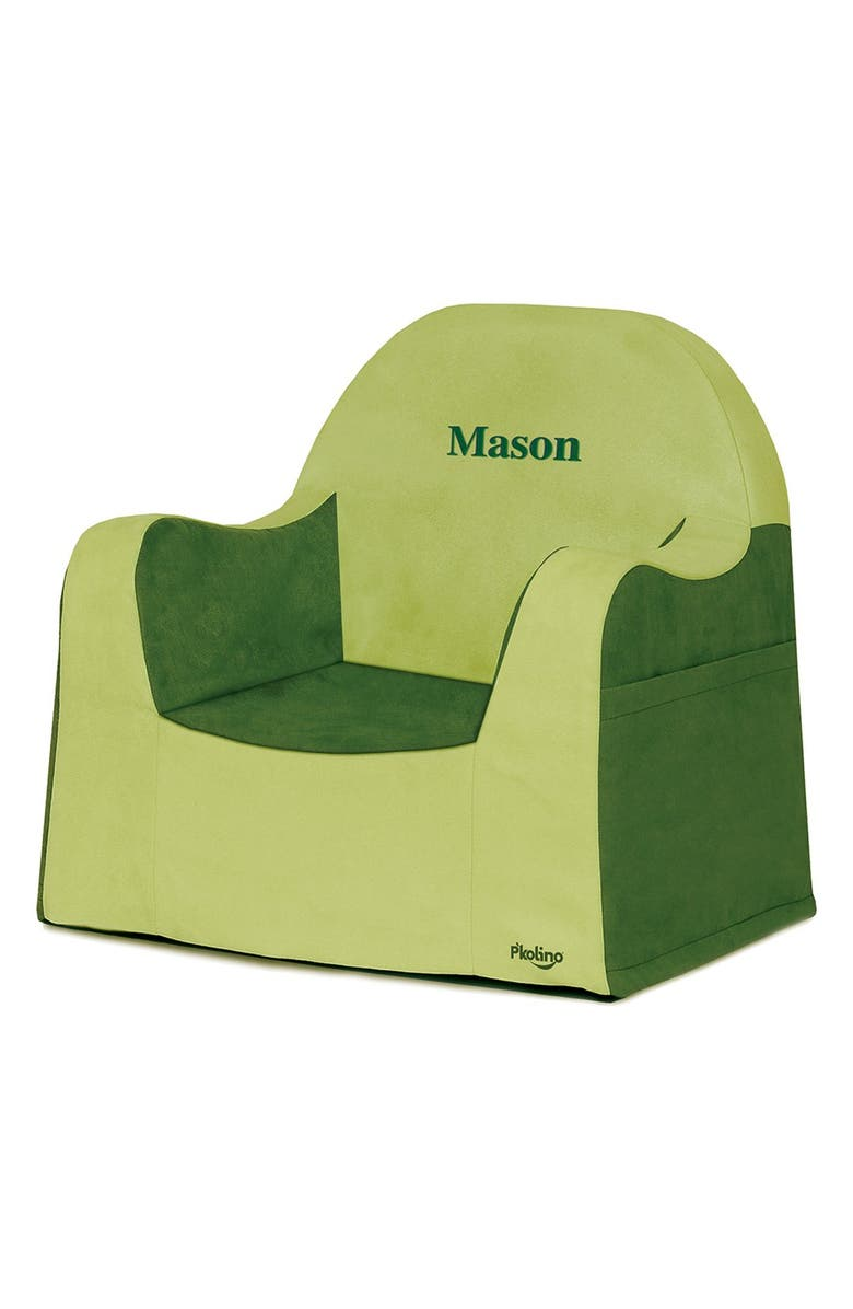 P'KOLINO 'Personalized Little Reader' Chair, Main, color, 300