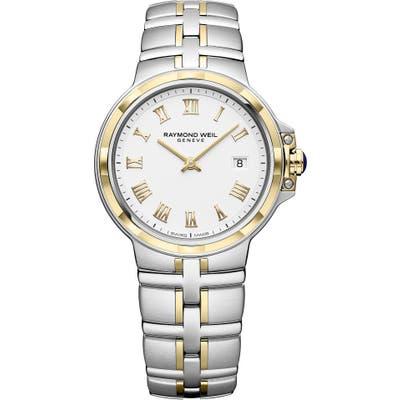 Raymond Weil Parsifal Bracelet Watch, 30Mm