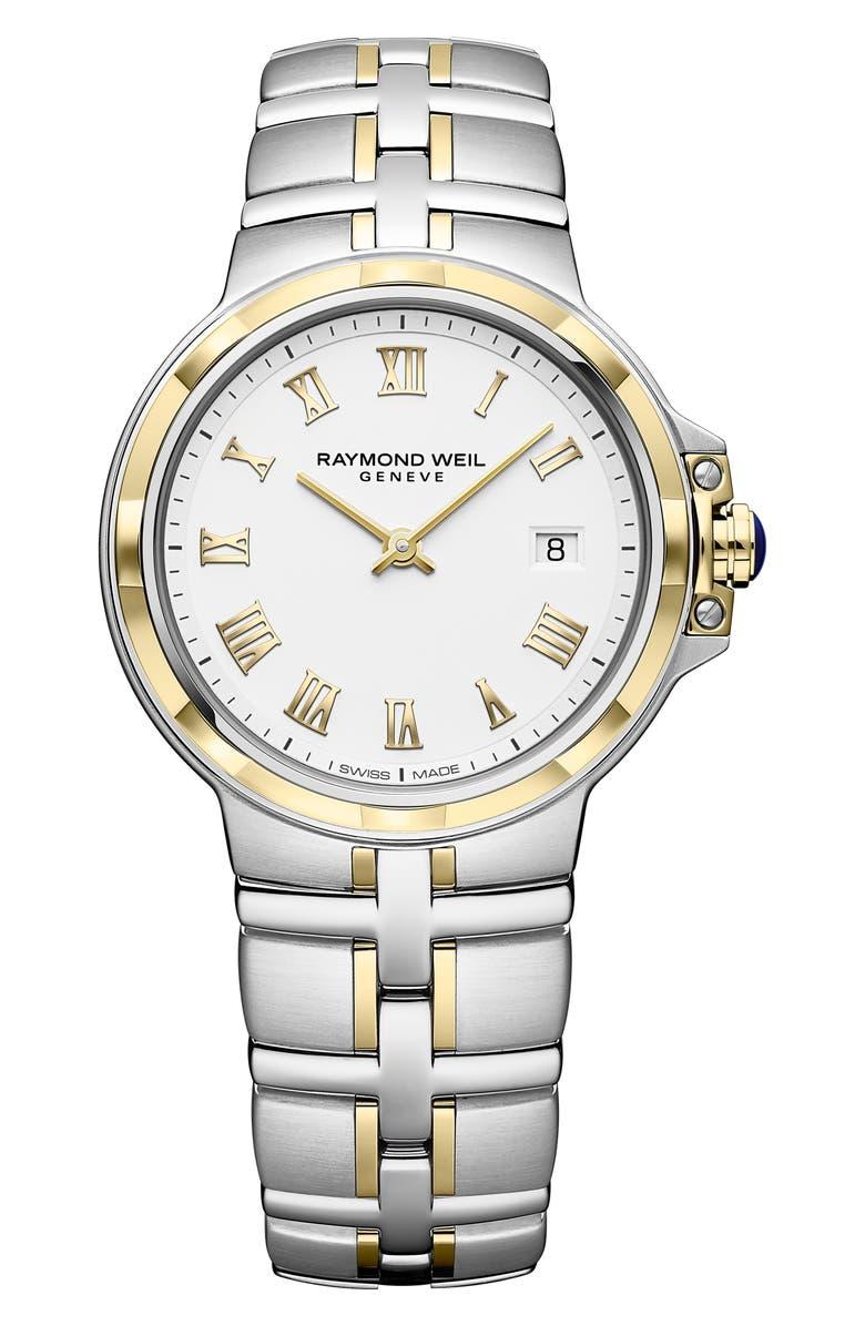 Raymond Weil Parsifal Bracelet Watch 30mm