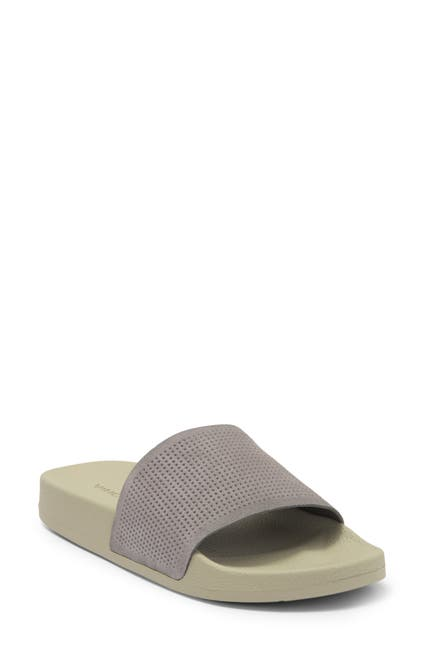 Image of Vince Winston Perforated Slide Sandal