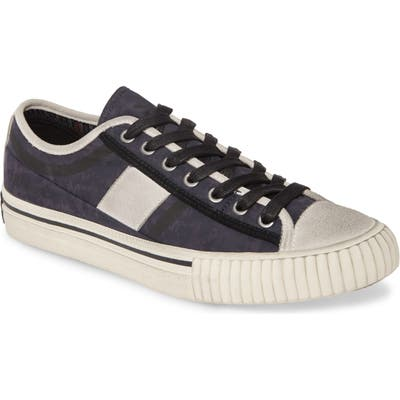 Bootleg By John Varvatos Low Top Sneaker- Blue