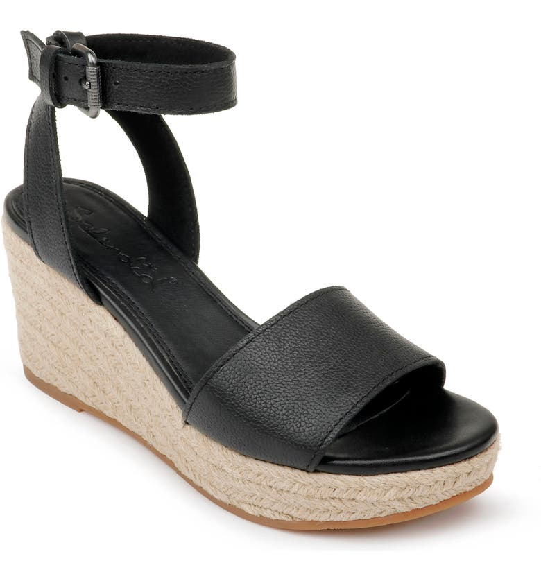 SPLENDID Arianna Espadrille Wedge Sandal, Main, color, 002