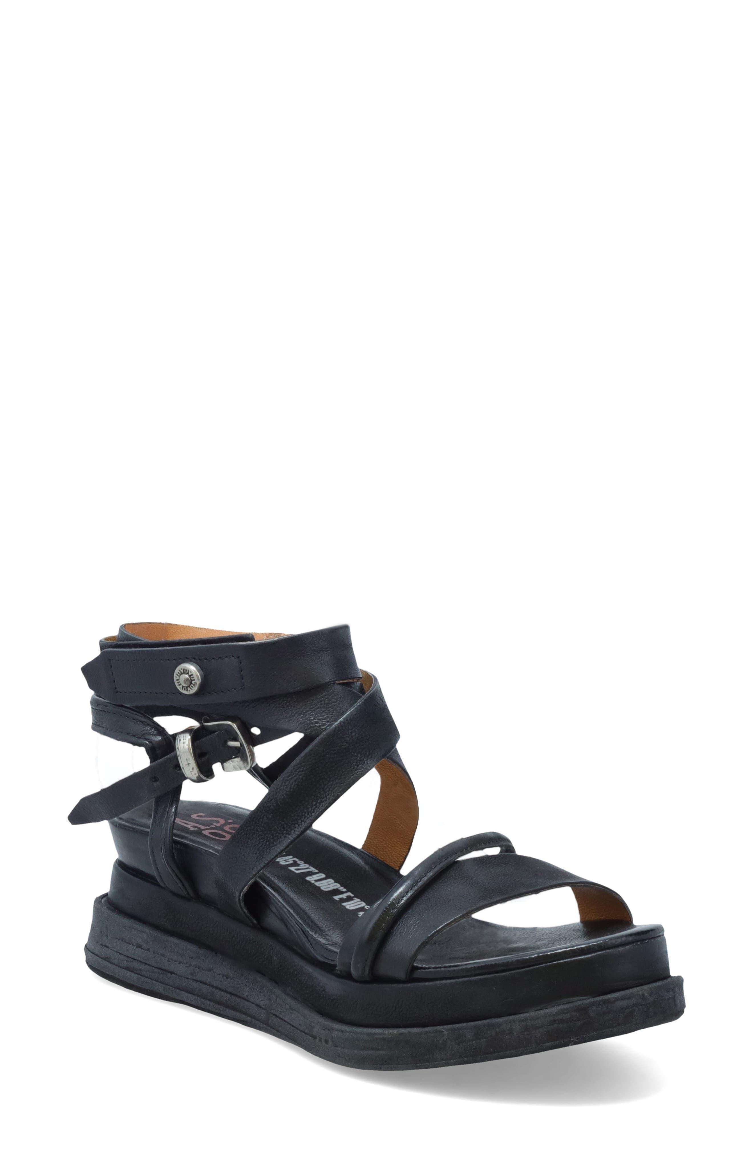Women's A.s.98 Labo Platform Sandal
