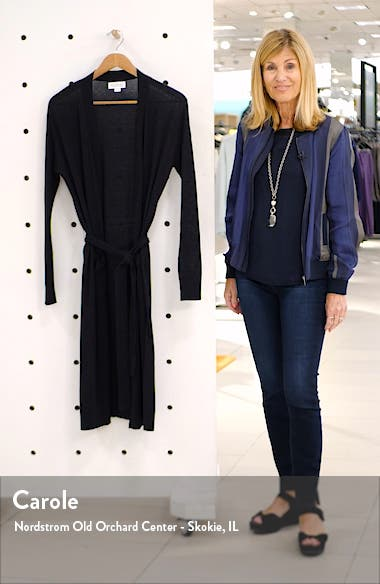 Luxe Long Cardigan, sales video thumbnail