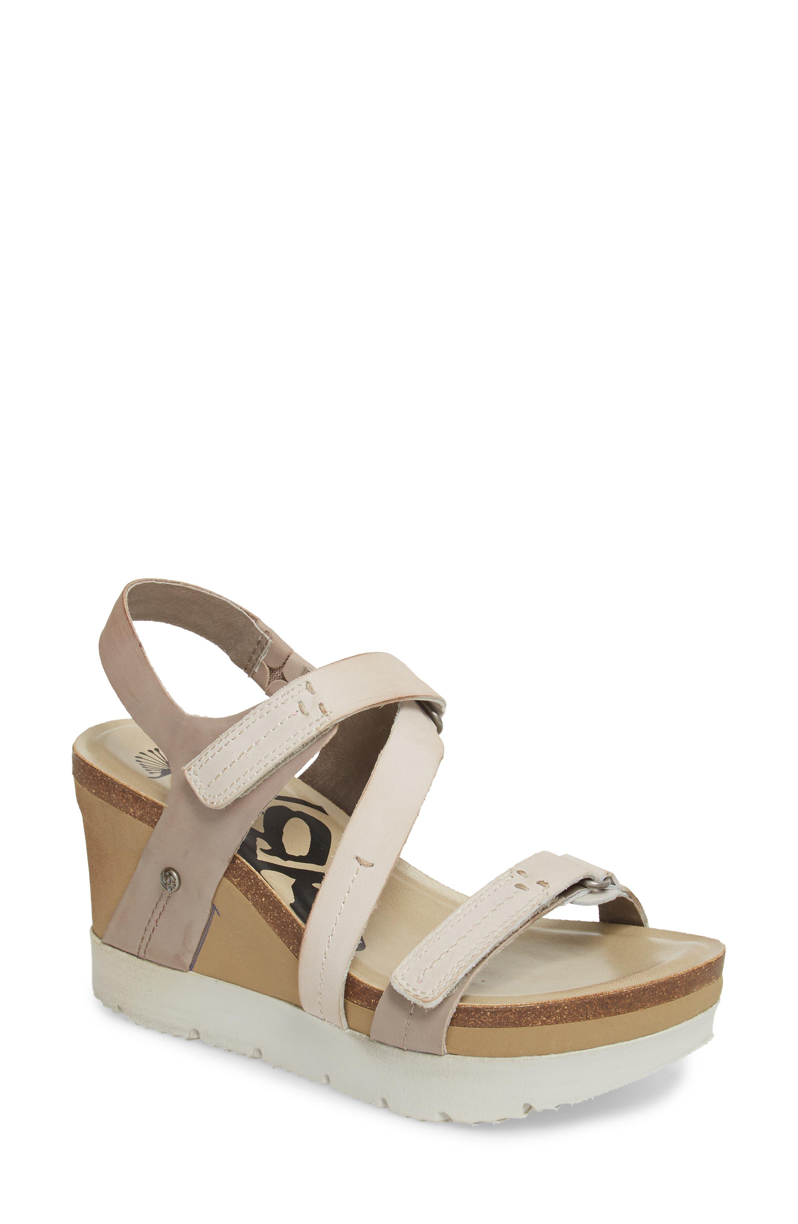 Women s Otbt Wavey Wedge Sandal E5129