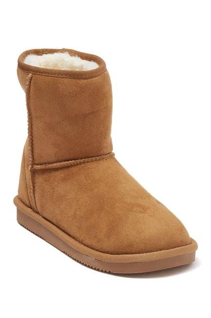 Image of Joe Fresh Fauvel Faux Fur Lined Cozy Boot